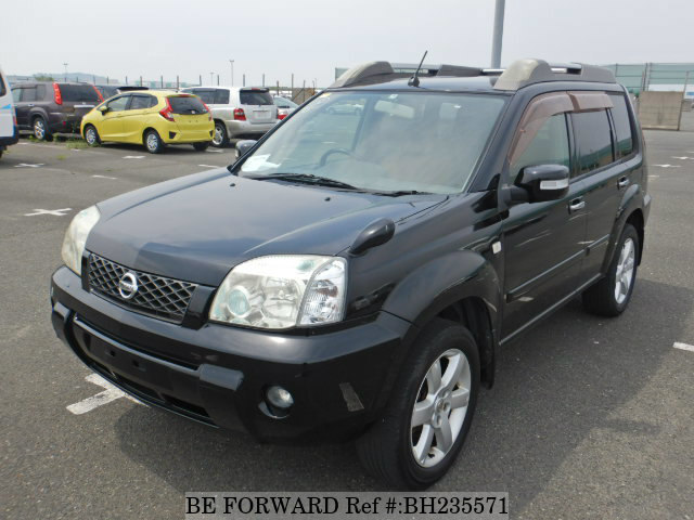 Used 2007 NISSAN X-TRAIL BH235571 for Sale