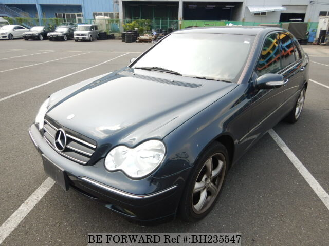 Used 2001 MERCEDES-BENZ C-CLASS BH235547 for Sale