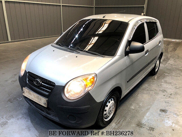 Used 2008 KIA MORNING (PICANTO) BH236278 for Sale