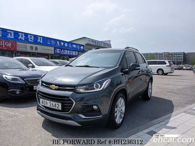 Used 2018 CHEVROLET TRAX BH236312 for Sale