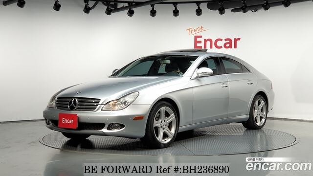 Used 2007 MERCEDES-BENZ CLS-CLASS BH236890 for Sale