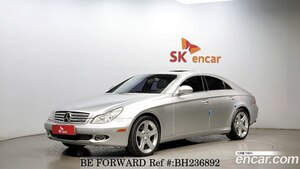 Used 2007 MERCEDES-BENZ CLS-CLASS BH236892 for Sale