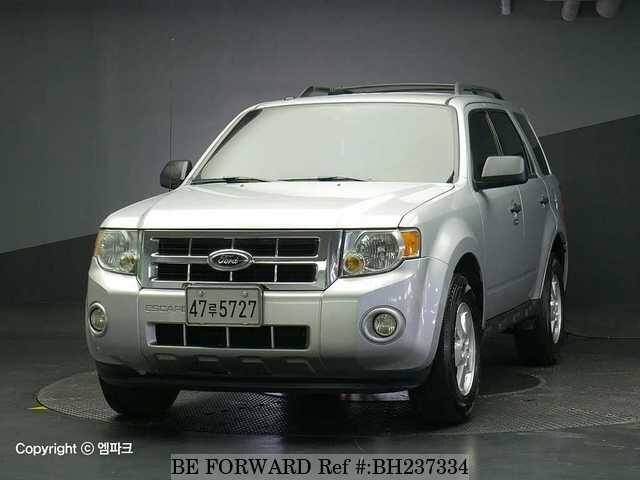 Used 2012 FORD ESCAPE BH237334 for Sale