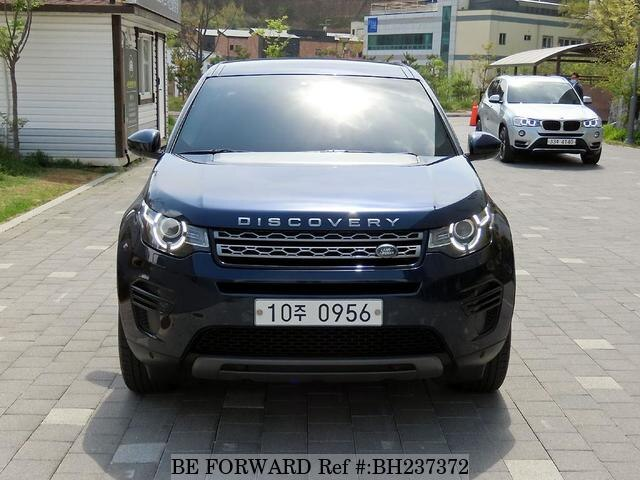 Used 2015 LAND ROVER DISCOVERY BH237372 for Sale