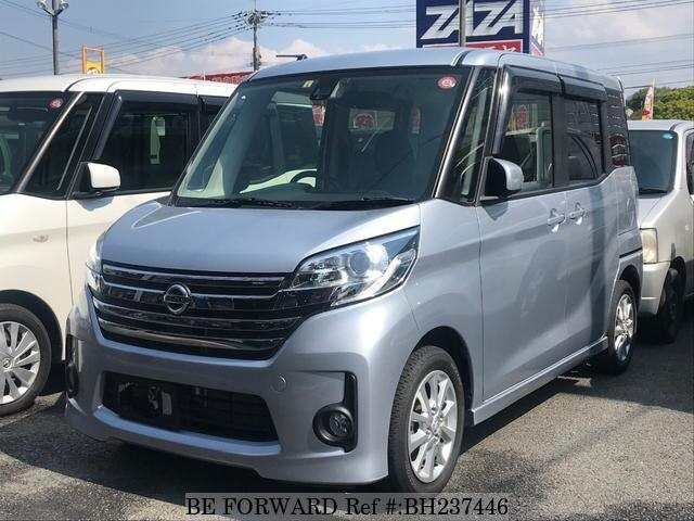 Used 2015 NISSAN DAYZ ROOX BH237446 for Sale