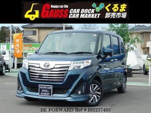 Used 2017 TOYOTA ROOMY BH237493 for Sale