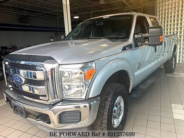 Used 2011 FORD F350 BH237699 for Sale