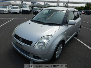 Used 2006 SUZUKI SWIFT BH237160 for Sale
