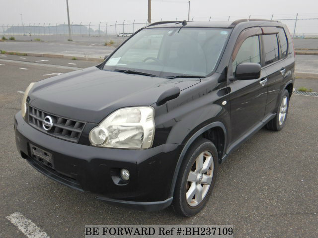 Used 2009 NISSAN X-TRAIL BH237109 for Sale