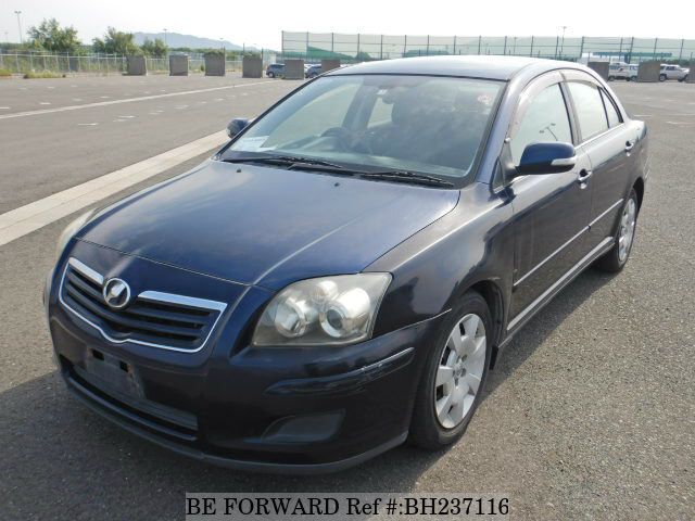 Used 2007 TMUK AVENSIS BH237116 for Sale