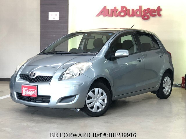 Used 2008 TOYOTA VITZ BH239916 for Sale