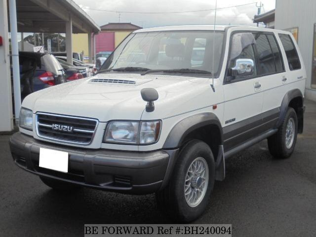 Used 1998 ISUZU BIGHORN BH240094 for Sale