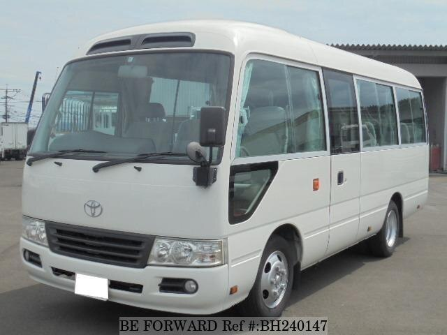 Used 2007 TOYOTA COASTER BH240147 for Sale