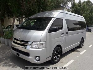Used 2014 TOYOTA HIACE COMMUTER BH241456 for Sale