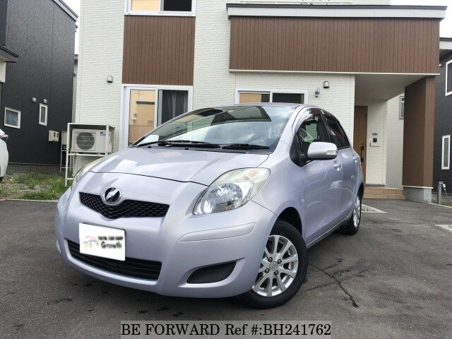Used 2007 TOYOTA VITZ BH241762 for Sale