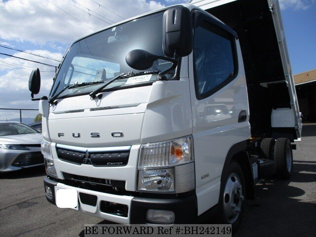 Used 2020 Mitsubishi Fuso Canter 2pg Fba30 For Sale Bh242149 Be Forward