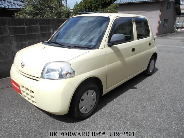 Used 2009 DAIHATSU ESSE BH242591 for Sale