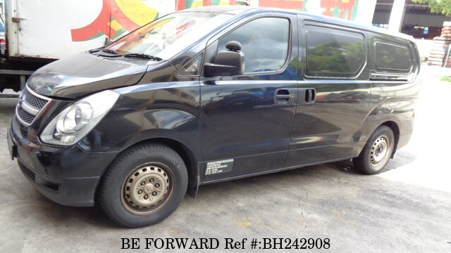 Used 2011 HYUNDAI H1 BH242908 for Sale