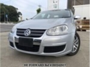 Used 2008 VOLKSWAGEN JETTA BH242917 for Sale