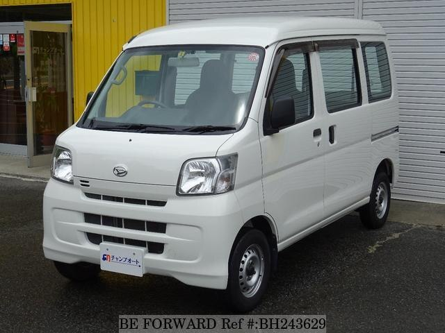 Used 2014 DAIHATSU HIJET CARGO BH243629 for Sale