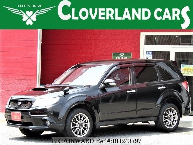 Used 2011 SUBARU FORESTER BH243797 for Sale
