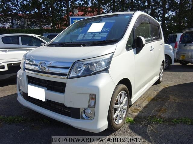Used 2013 DAIHATSU MOVE BH243817 for Sale