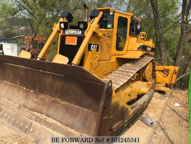 Used 1996 CAT D6HLGP BH245341 for Sale