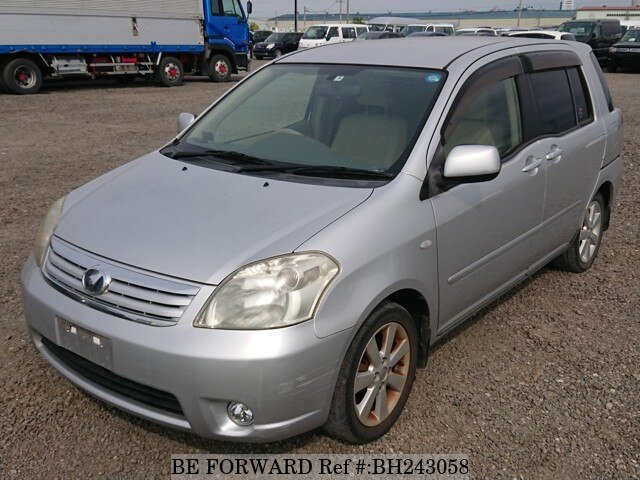 Used 2007 TOYOTA RAUM BH243058 for Sale