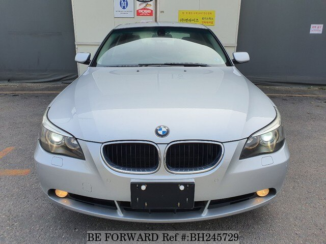 Used 2006 BMW 5 SERIES BH245729 for Sale