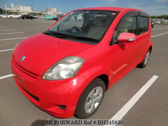 Used 2007 TOYOTA PASSO BH245830 for Sale