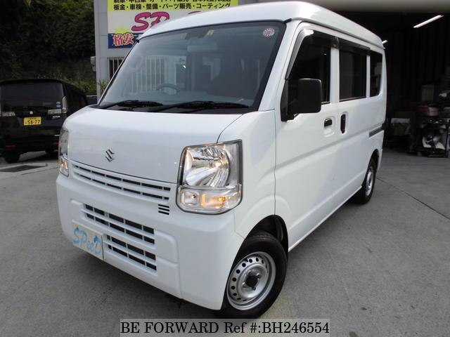 Used 2016 SUZUKI EVERY BH246554 for Sale
