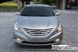 Used 2011 HYUNDAI SONATA BH246673 for Sale