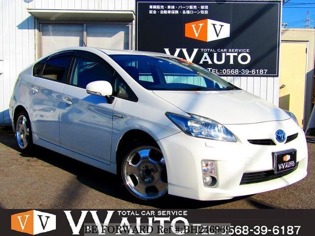 Used 2011 TOYOTA PRIUS BH246969 for Sale