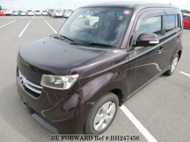 Used 2007 TOYOTA BB BH247456 for Sale
