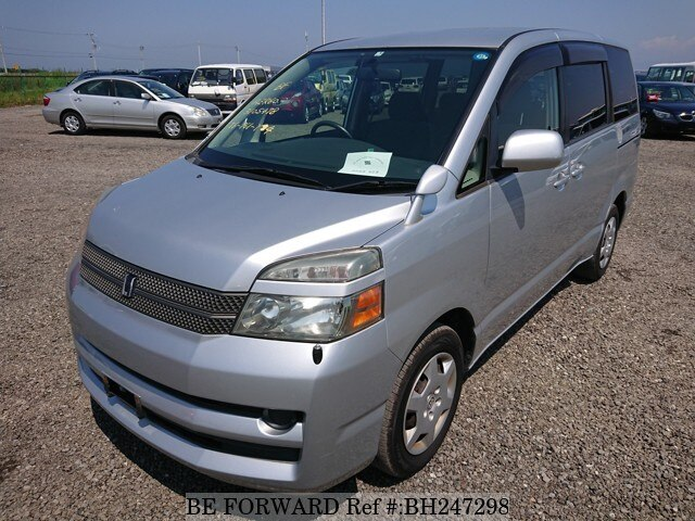 Used 2007 TOYOTA VOXY BH247298 for Sale