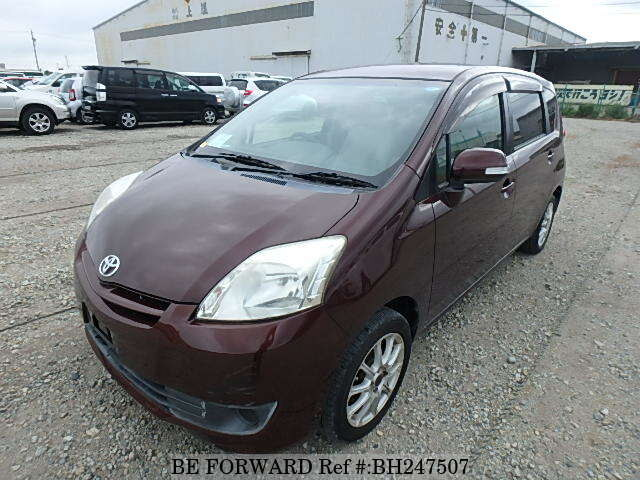 Used 2009 TOYOTA PASSO SETTE BH247507 for Sale