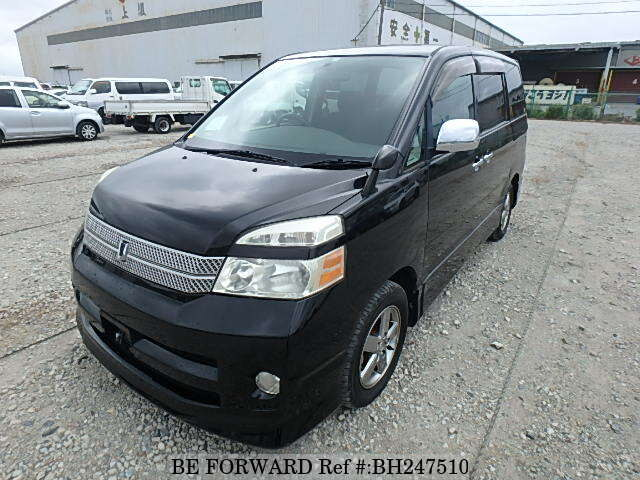 Used 2007 TOYOTA VOXY BH247510 for Sale