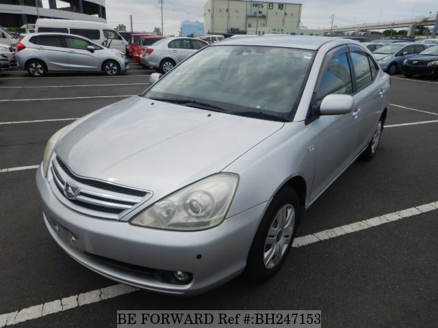 Used 2005 TOYOTA ALLION BH247153 for Sale