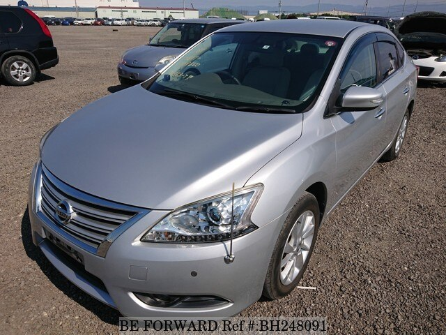 Used 2013 Nissan Sylphy G Dba Tb17 For Sale Bh248091 Be Forward