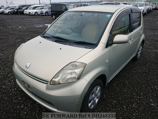Used 2005 TOYOTA PASSO BH248333 for Sale
