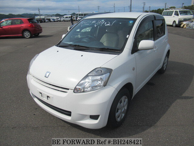 Used 2008 TOYOTA PASSO BH248421 for Sale