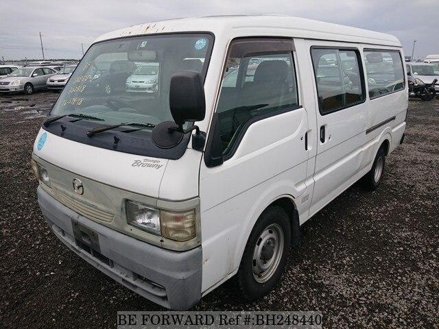 Used 2004 MAZDA BONGO BRAWNY VAN/TC-SKE6V for Sale ...