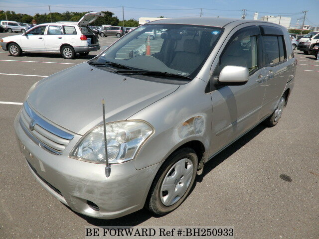 Used 2005 TOYOTA RAUM BH250933 for Sale