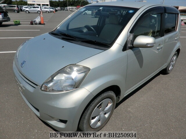 Used 2007 TOYOTA PASSO BH250934 for Sale