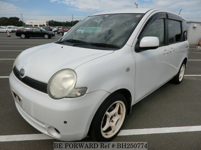 Used 2004 TOYOTA SIENTA BH250774 for Sale