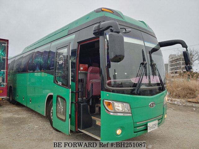 Used 2008 KIA GRANBIRD BH251087 for Sale