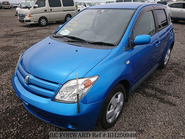Used 2002 TOYOTA IST BH250949 for Sale