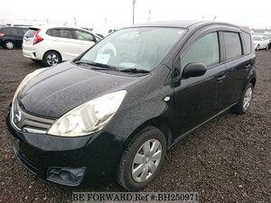 Used 2009 NISSAN NOTE BH250971 for Sale