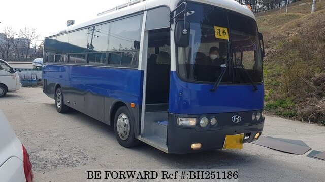 Used 2007 HYUNDAI AERO TOWN BH251186 for Sale