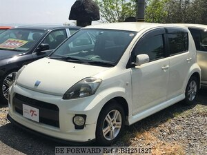 Used 2005 TOYOTA PASSO BH251827 for Sale